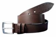 Presswork Brown Men's Belt 4cm