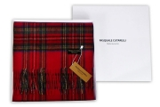 Royal Stewart Tartan Red Scarf