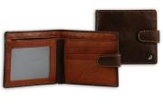 Bi-fold Tan Men's Wallet