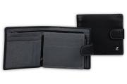 Billfold Grey Men's Wallet