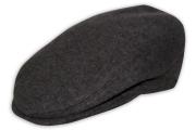 Classic Plain Grey Flat Cap