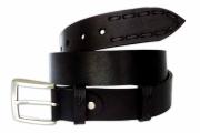 Presswork Black Men's Belt 4cm
