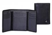 Tri-fold Grey Men's Wallet